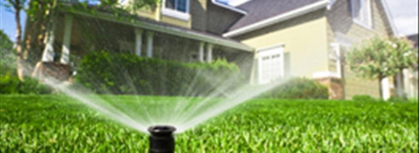 Sprinkler System Repair In Katy, TX